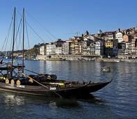 Fluchtpunkt: Porto