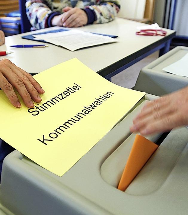 Nicht nur die SPD sucht Kandidaten für die Kommunalwahl.   | Foto: dpa