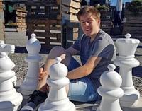 Niklas Schmider ist Badischer Schachmeister