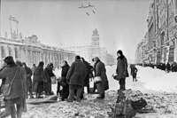 Belagerung von Leningrad: Am Ende aß man sogar Menschen