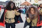 Fotos: Jubiläumsumzug bei den Leimedeyfeln in Bleibach