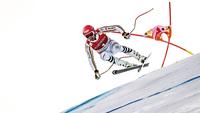 Josef Ferstl gewinnt als erster Deutscher Super-G in Kitzbühel