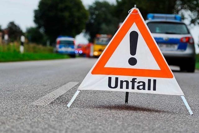 27-jährige Fußgängerin bei Verkehrsunfall auf der B3 bei Buggingen getötet