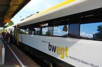 So soll der Schienenverkehr in der Region Hochrhein besser werden