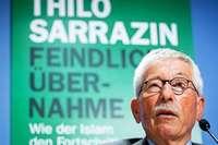 Thilo Sarrazin und Abdel-Hakim Ourghi diskutieren im Bürgerhaus Zähringen