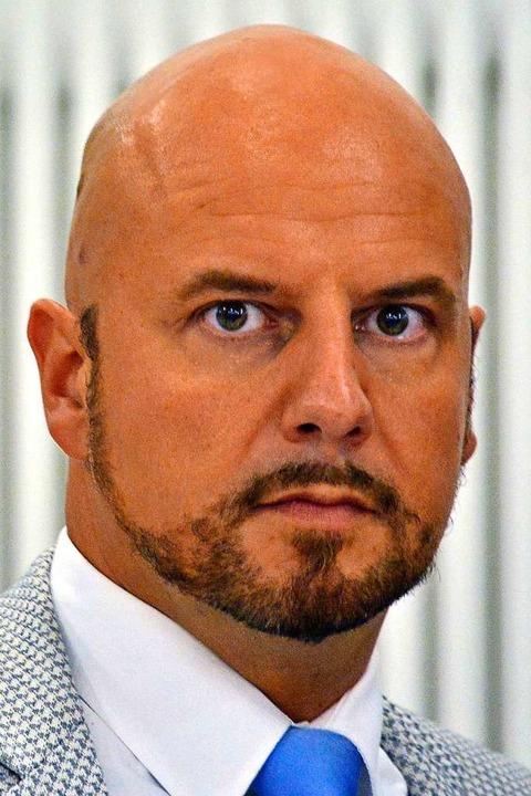 Stefan Räpple, AfD-Landtagsabgeordneter aus dem Wahlkreis Kehl   | Foto: Michael Bamberger