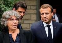 Frankreichs Präsident bricht ein Tabu