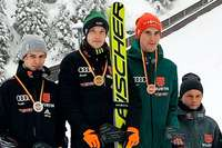 Sebastian Rombach ist in Oberhof der gefühlte Sieger