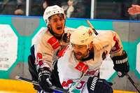 EHC Herrischried steht nach einem Eishockeykrimi erstmals in der Meisterrunde