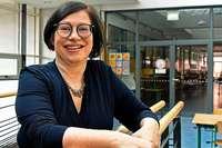 Petra Himmelspach ist die neue Leiterin der Karoline-Kaspar-Grundschule