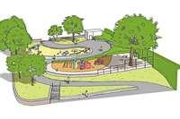 Der Spielplatz an der Liebensteinstraße in Lahr wird runderneuert