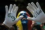 Fotos: Der Machtkampf in Venezuela mobilisiert die Massen