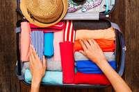 Geld sparen auf Flügen: Wer clever packt, kommt mit wenig aus
