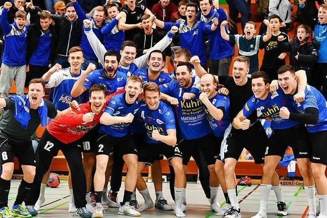 HU Freiburg siegt im Gipfeltreffen der Landesliga gegen den TV Herbolzheim