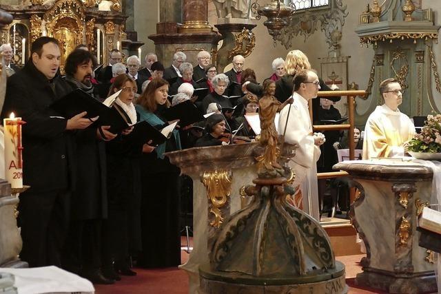 Kirchenfest mit musikalischem Anspruch