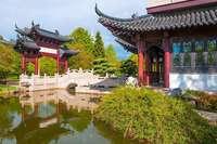 Besichtigen Sie die asiatischen Gärten in Pfalz und Kurpfalz