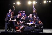 Fest'Impro im Forum Saint-Louis mit sechs Theatergruppen und sieben Matches
