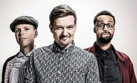 Die Band Treptow rockt das Café Verkehrt in Murg-Oberhof