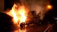 Zwei Autos in Lahr ausgebrannt – Brandstiftung möglich