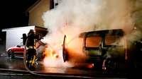 Brände halten Einsatzkräfte in Atem