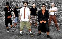 Punkrock mit Outrage und The Klitters im Alten Wasserwerk in Lörrach
