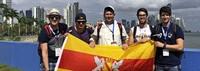 Jugend zu Gast in Panama