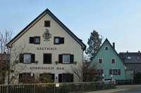 """Welche Bebauung soll an die Stelle des Gasthofs """"Ambringer Bad"""" in Ehrenkirchen?"""