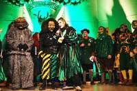 Die Marcher Spinnewieber feiern 15. Geburtstag in der Holzhauser Halle