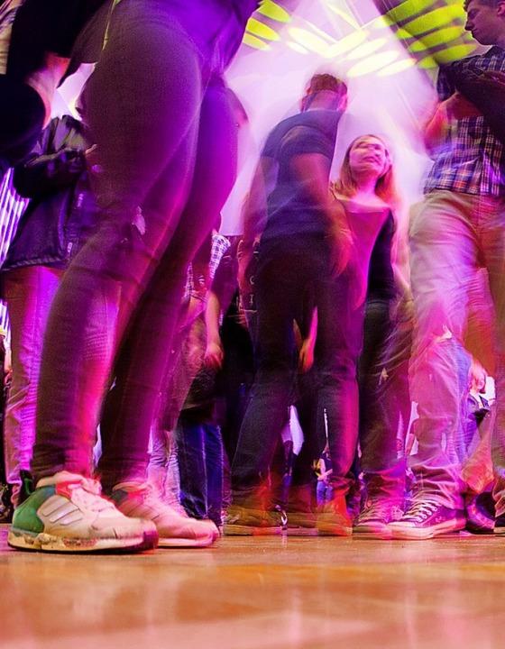 Tänzerischer Protest gegen Gewalt gegen Frauen.     Foto: dpa