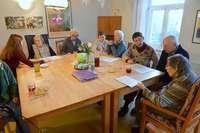 In der Hirschen-WG in Ebnet leben Menschen mit Demenz zusammen