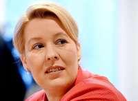 Plagiatsverdacht: FU Berlin prüft Dissertation von Ministerin Giffey