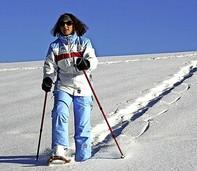 Touren auf Schneeschuhen