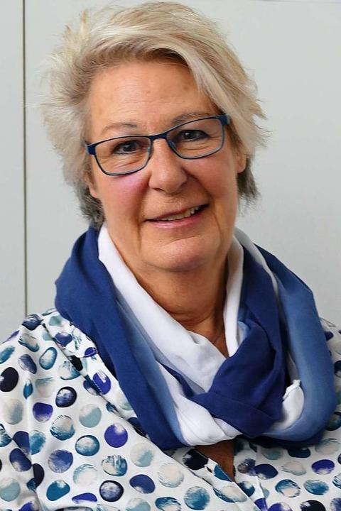 Brigitte Brutsche.    Foto: Verena Pichler