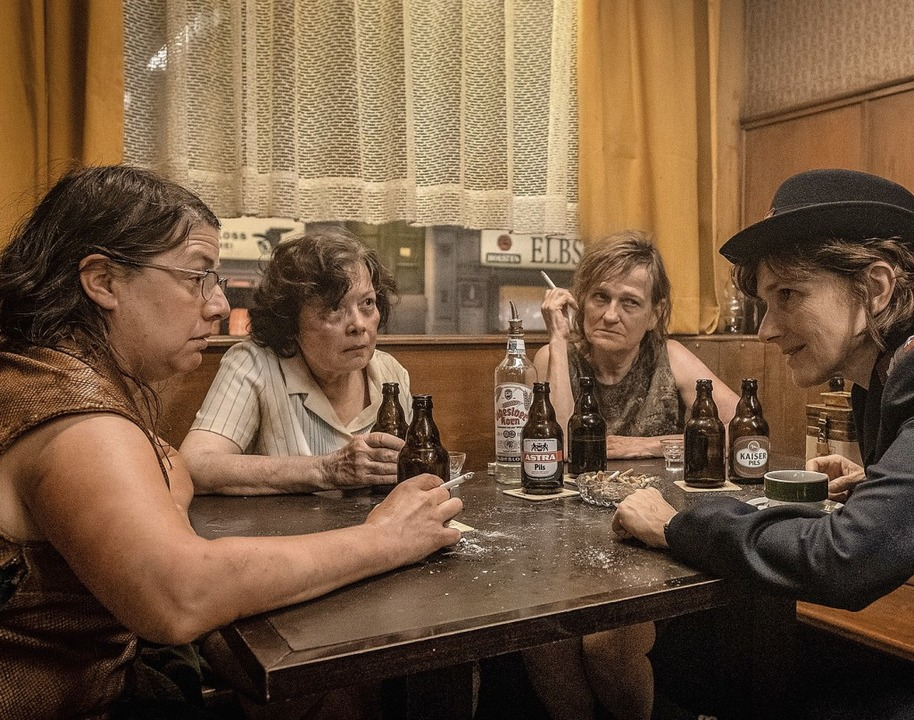 """Frauen, die ganz unten sind: """"Der Goldene Handschuh""""    Foto: Gordon Timpen"""