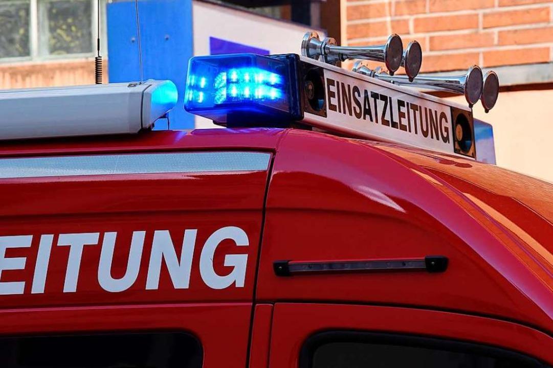 Die Feuerwehr in Lörrach musste am Sonntag zwölfmal ausrücken (Symbolfoto).  | Foto: Jonas Hirt