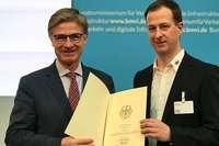 Firma Rinklin bekommt 157 000 Euro für einen Elektro-Lastwagen