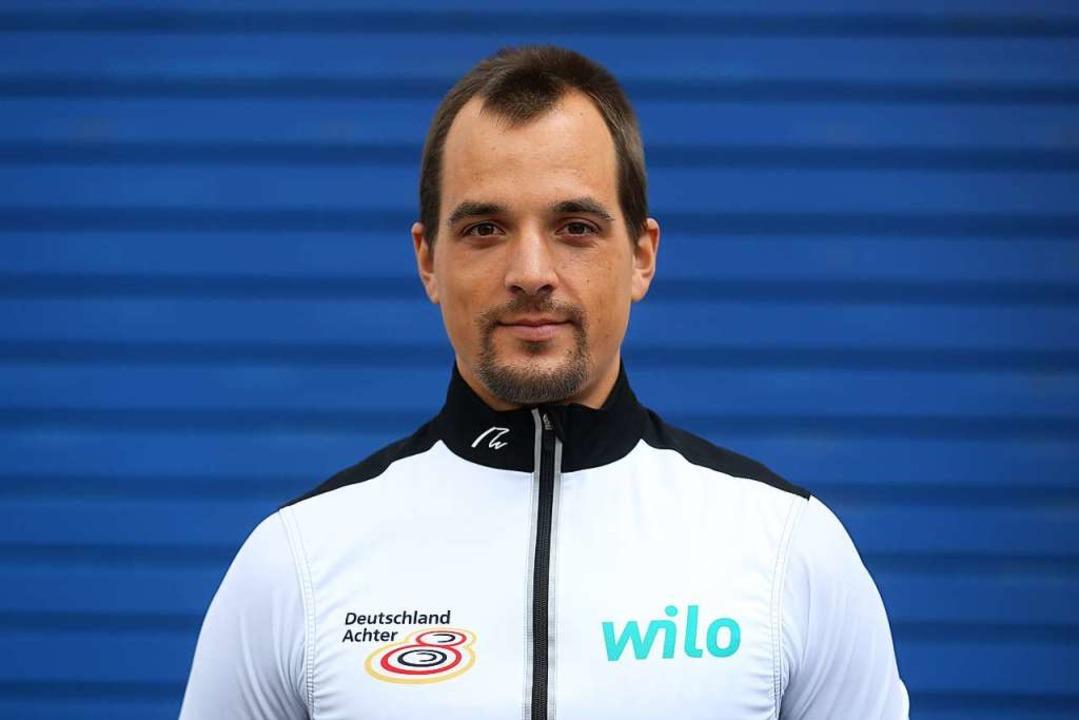 Maxmilian Reinelt wurde zweimal Welt- und fünfmal Europameister.    Foto: dpa