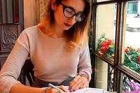 Diese Freiburgerin ist auf den Laufstegen dieser Welt unterwegs – als Bloggerin und Illustratorin