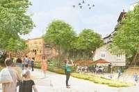 Bürgerinitiative will gegen Umbau-Pläne des Colombiparks vorgehen
