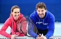 Warum der Deutsche Tennisbund ein Freiburger Trainerpaar ehrt
