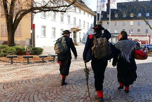 Fotos: Die Wälder kommen! – Erster Faiße in Bad Säckingen