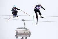 Startzeit für den Weltcup der Skicrosser am Feldberg am Samstag vorverlegt