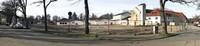 Abrissarbeiten für neue Wohnhäuser auf dem Schladerer-Areal sind beendet