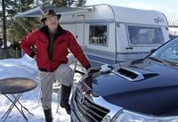 Dirk Buller lebt sein Camper-Abenteuer