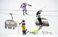 Der nächste Weltcup beginnt: Die Skicrosser starten am Feldberg