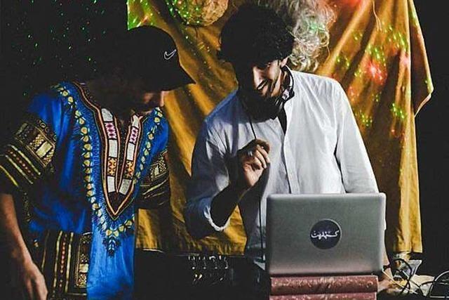 fudders DJ-Wikipedia: Balout Krew