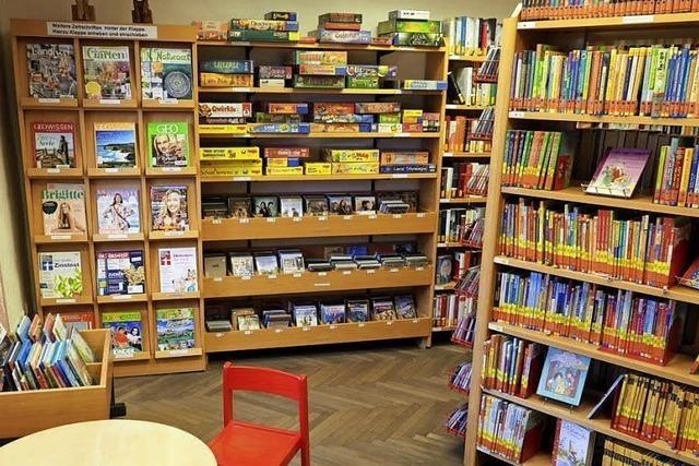 Ein Paradies für Leseratten