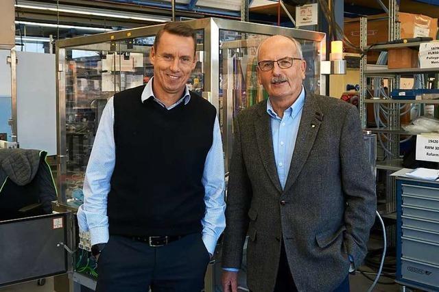 Firma Rota Verpackungstechnik macht Wachstumssprung