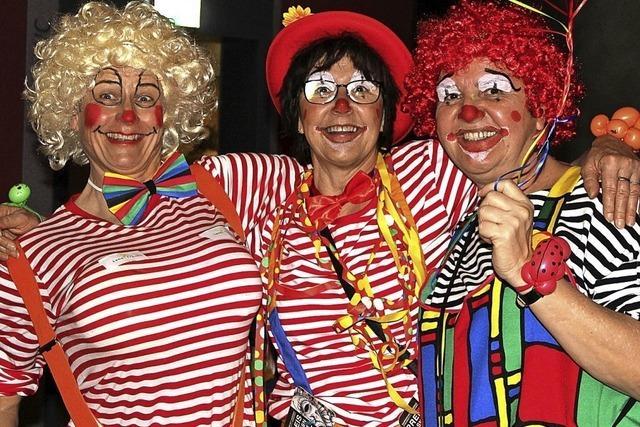 Närrischer Spaß im Zirkus