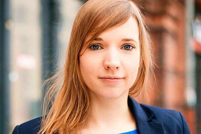 Fällt aus: #aufschrei-Initiatorin Anne Wizorek spricht in der Passage 46 über Sexismus